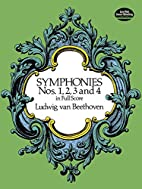 Symphonies Nos. 1, 2, 3 and 4 in Full Score…