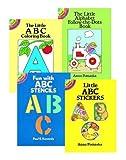 Pomaska, Anna: Little ABC Fun Set: Four Complete Books