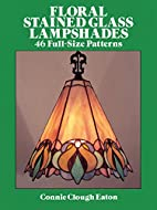 Floral Stained Glass Lampshades by Connie…