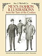 Men's Fashion Illustrations from the Turn of…