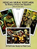 Spero, James: Mexican Mural Postcards by Rivera, Orozco and Siqueros: 24 Ready-To-Mail Cards
