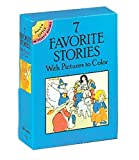 Dover: 7 Favorite Stories with Pictures to Color (Dover Little Activity Books)