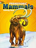 Sovak, Jan: Prehistoric Mammals Coloring Book