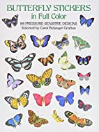 Butterfly Stickers in Full Color: 88…