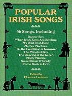 Popular Irish Songs by Florence Leniston
