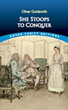 She Stoops to Conquer (Dover Thrift) by…