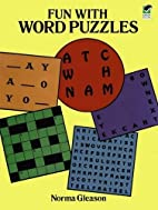 Fun with Word Puzzles by Norma Gleason