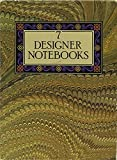 [???]: Seven Designer Notebooks