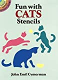 Cymerman, John Emil: Fun With Cats Stencils