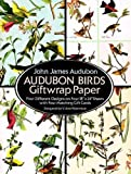 Audubon, John James: Audubon Birds Giftwrap Paper: Four Difference Designs on Four 18'X24' Sheets With Four Matching Gift Cards