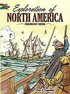 Exploration of North America Coloring Book…