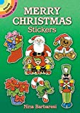 Barbaresi, Nina: Merry Christmas Stickers (Dover Little Activity Books Stickers)