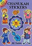 Jill Dubin: Chanukah Stickers (Dover Little Activity Books Stickers)