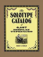 The Solotype Catalog of 4,147 Display…