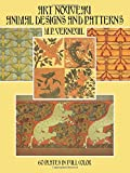 Verneuil: Art Nouveau Animal Designs and Patterns: 60 Plates in Full Color