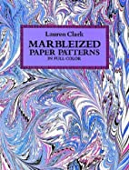 Marbleized Paper Patterns in Full Color by…