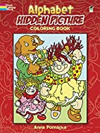 Alphabet Hidden Picture Coloring Book by…