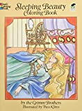 Brothers Grimm: Sleeping Beauty Coloring Book (Dover Classic Stories Coloring Book)
