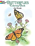 Sovak, Jan: Butterflies Coloring Book