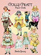 Polly Pratt Paper Dolls by Sheila Young