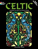 Davis, Courtney: Celtic Stained Glass Coloring Book
