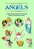Old-Time Angels Stickers by Carol Belanger…