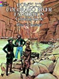 Copeland, Peter: Powell's Colorado River Expedition Coloring Book
