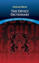 The Devil's Dictionary (Dover Thrift…