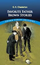 Favorite Father Brown Stories (Dover Thrift…