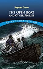 The Open Boat and Other Stories (Dover…