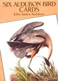 Audubon, John James: Six Audubon Bird Postcards