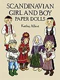 Allert, Kathy: Scandinavian Girl and Boy Paper Dolls (Dover Paper Dolls)