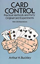 Card Control: Practical Methods and Forty…