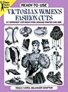 Ready-to-Use Victorian Women's Fashion Cuts…