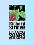 Fifty-Seven Songs for Voice and Piano by…