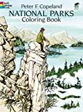 Copeland, Peter F.: National Parks Coloring Book (Dover Nature Coloring Book)