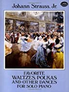 Favorite waltzes, polkas, and other dances…