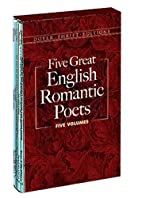 Five Great English Romantic Poets (Dover…