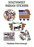 Southwest Indian Stickers by Madeleine…