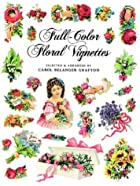 Full-Color Floral Vignettes (Dover Pictorial&hellip;
