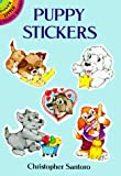 Santoro, Christopher: Puppy Stickers (Dover Little Activity Books)