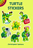 Santoro, Christopher: Turtle Stickers (Dover Little Activity Books)