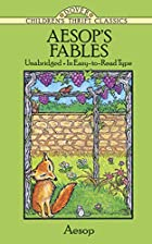 Aesop's Fables (Dover Children's…