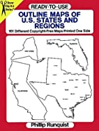 Ready-to-Use Outline Maps of U.S. States and…