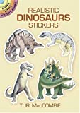 MacCombie, Turi: Realistic Dinosaurs Stickers