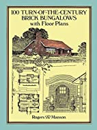 100 Turn-of-the-Century Brick Bungalows with…
