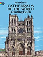 Cathedrals of the World Coloring Book by&hellip;