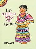 Allert, Kathy: Little Southeast Indian Girl Paper Doll (Dover Little Activity Books)