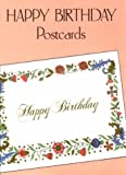 [???]: Happy Birthday Postcards