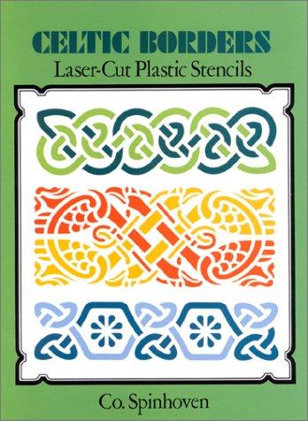 celtic-borders-laser-cut-plastic-stencils